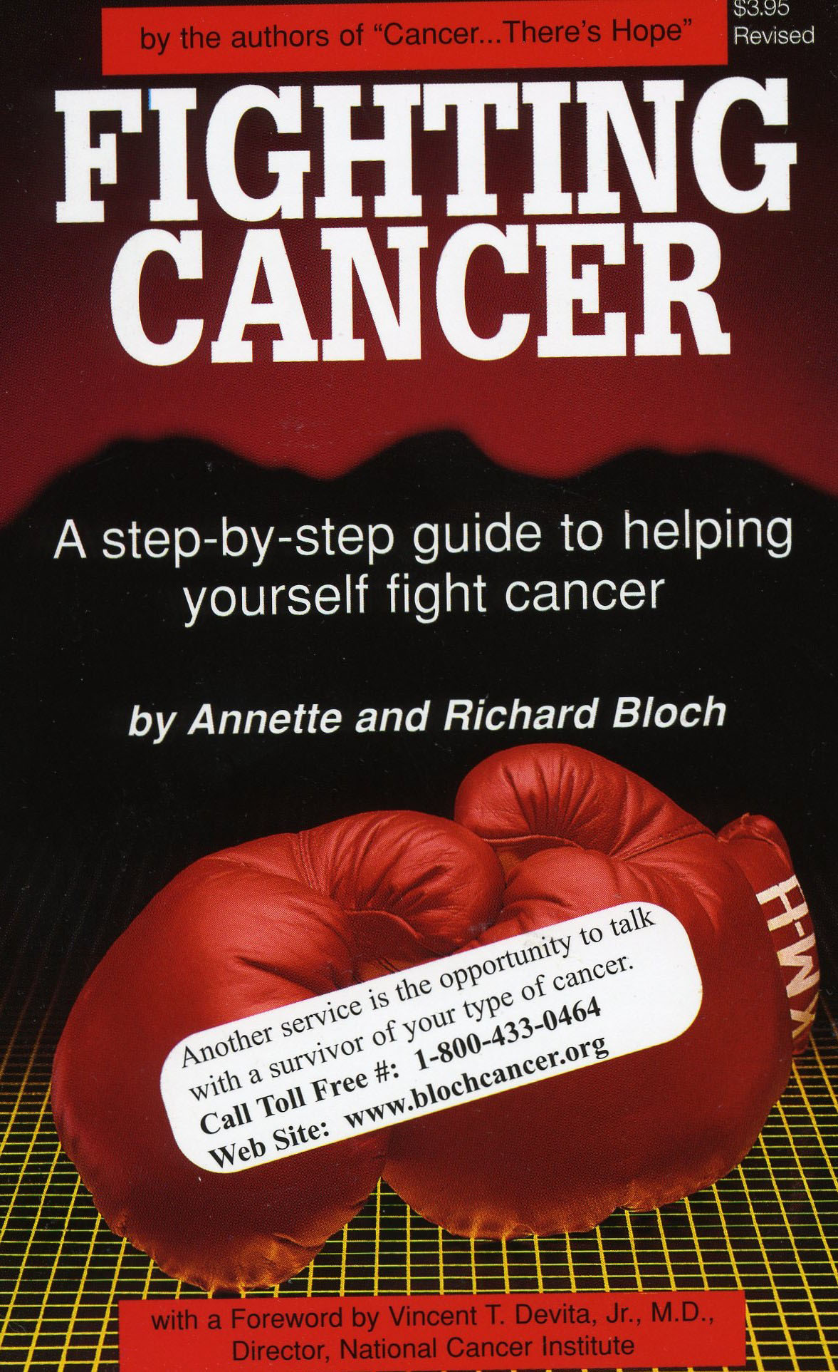 Dick bloch cancer hotline