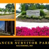 Baltimore, MD Cancer Survivors Park