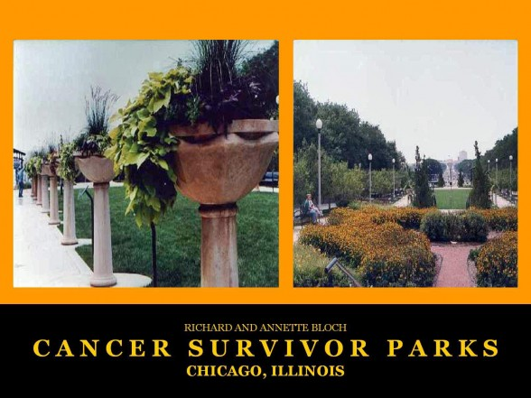 Chicago, IL Cancer Survivors Park