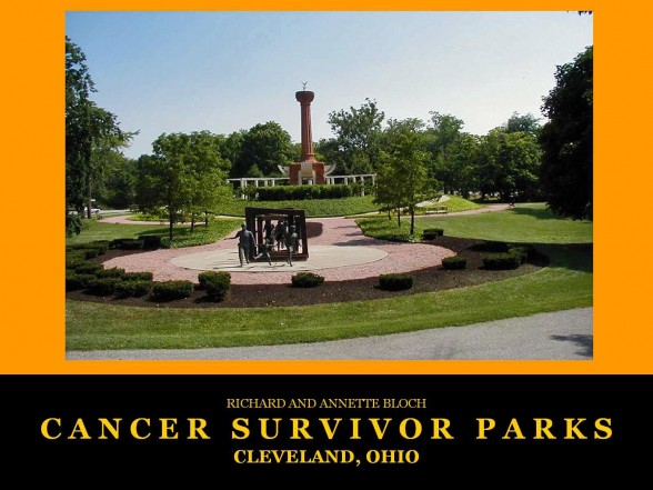 Cleveland, OH Cancer Survivors Park