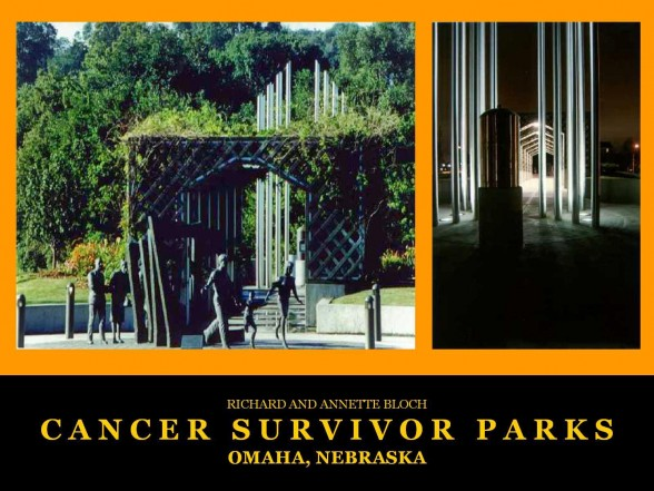 Omaha, NE Cancer Survivors Park