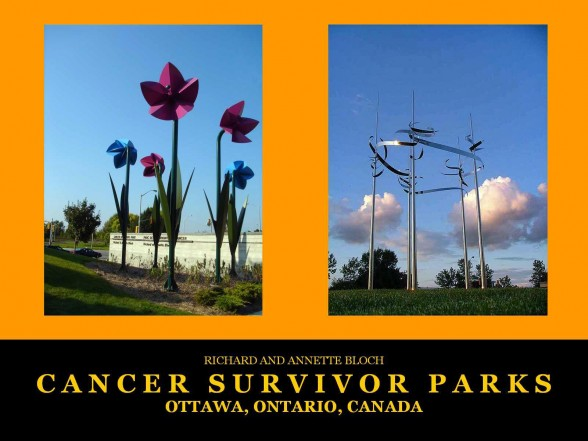 Ottawa, ON Cancer Survivors Park