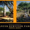 Phoenix, AZ Cancer Survivors Park