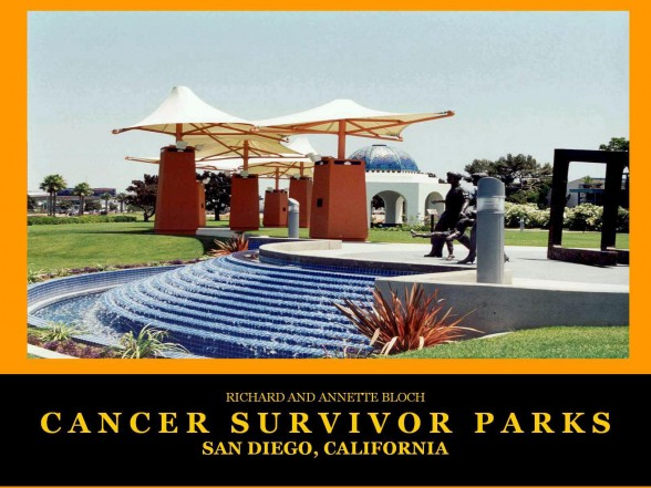 San Diego, CA Cancer Survivors Park
