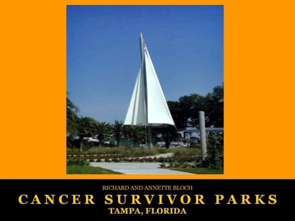Tampa, FL Cancer Survivors Park