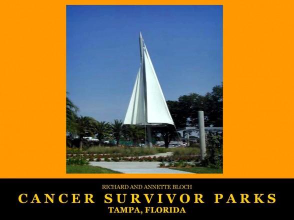 Tampa, FL Cancer Survivors Park