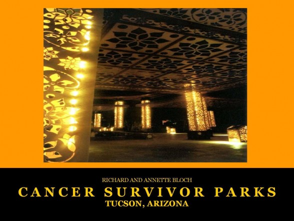 Tucson, AZ Cancer Survivors Park