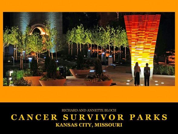 Kansas City, MO Cancer Survivors Park
