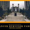 Chicago, IL Cancer Survivors Park