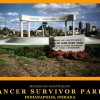 Indianapolis, IN Cancer Survivors Park