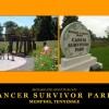 Memphis, TN Cancer Survivors Park